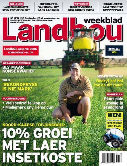 landbouweekblad-voorblad
